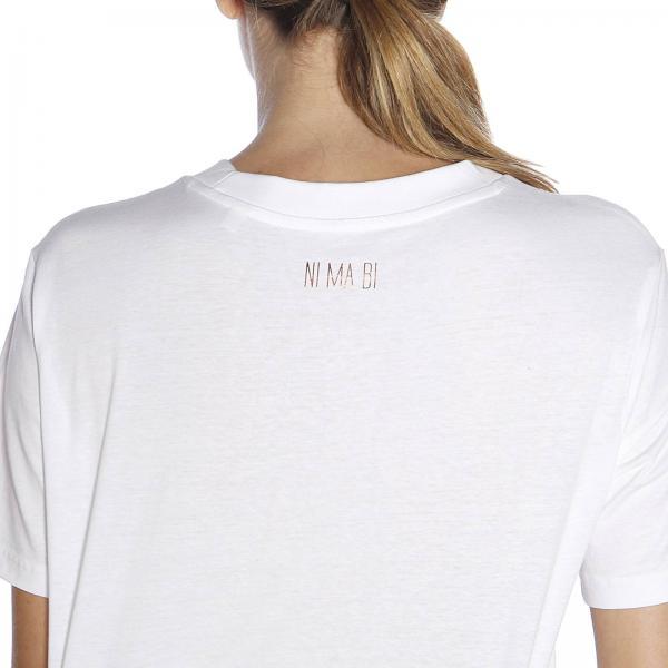 Camiseta Olivierogiglio Mujer Nimabi Continuativo Bronze Artículo qfrPFOqtw