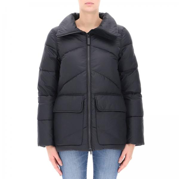 Canada Goose Women s Black Coat  02f256ba1a
