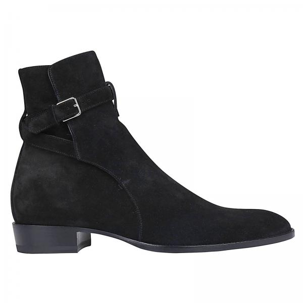 Saint Laurent Men s Boots  a41e101463d4