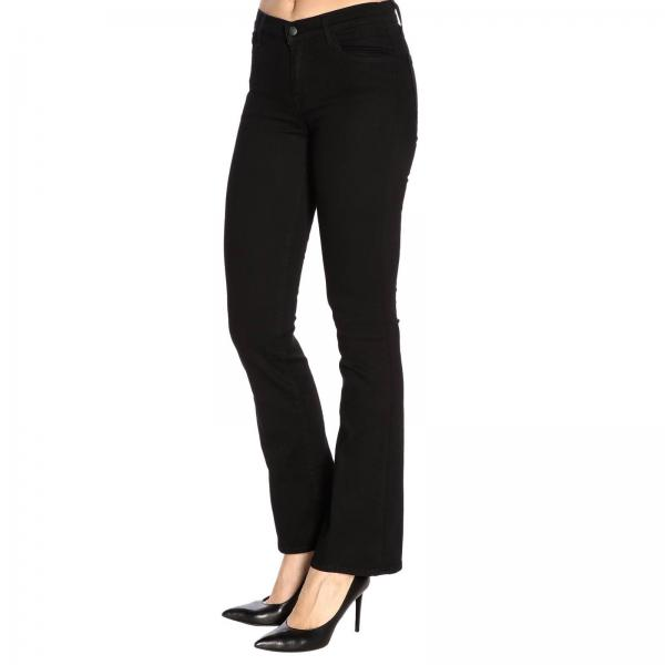 Mujer 2019 Negro Jb001961giglio Primavera verano Jeans J Brand 76ZqwTPT