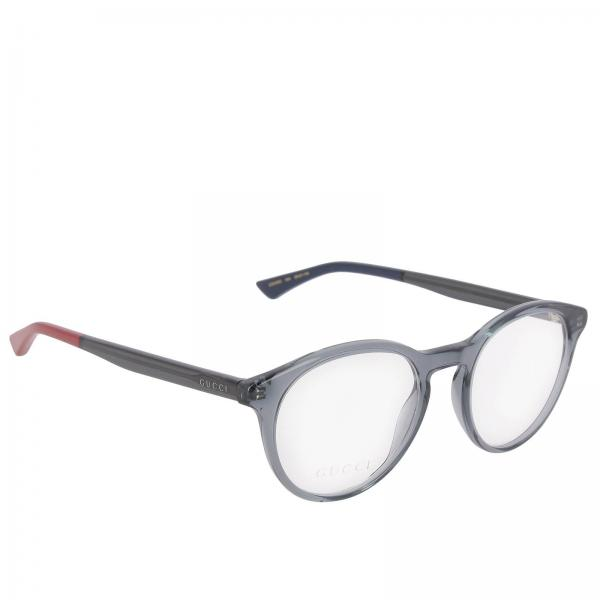 c6fbb7876fa Glasses Men Gucci White