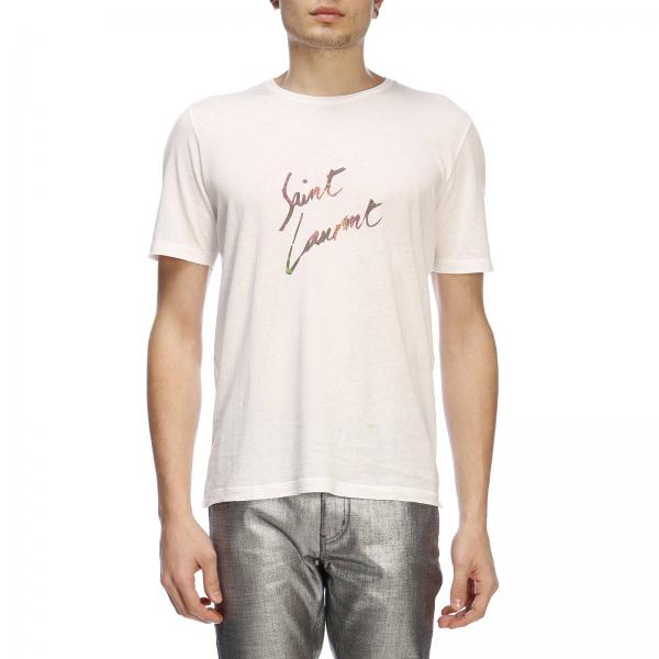T-shirt Saint Laurent 553378 YBCL2