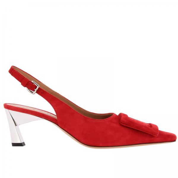 Flat shoes Marni CHMS000406LS025