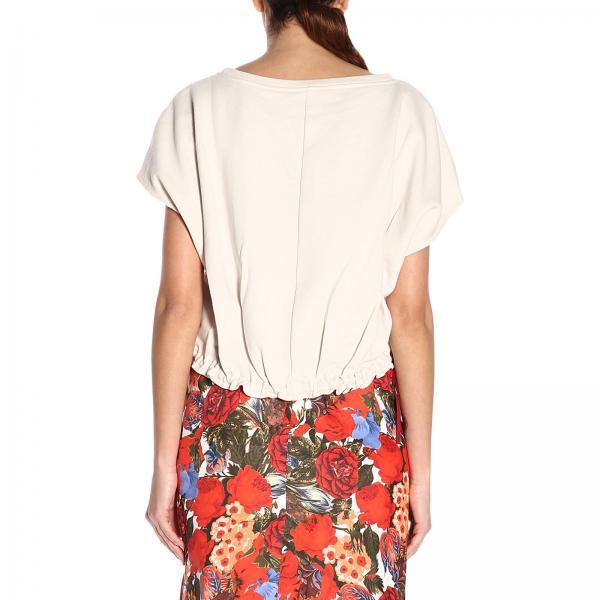 Blanco Mujer Camiseta verano 2019 Flje0034eotcv93giglio Marni Primavera pEnqxwaZn