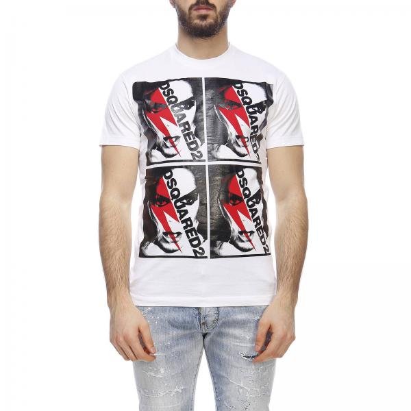 T-shirt Dsquared2 S74GD0485S22844