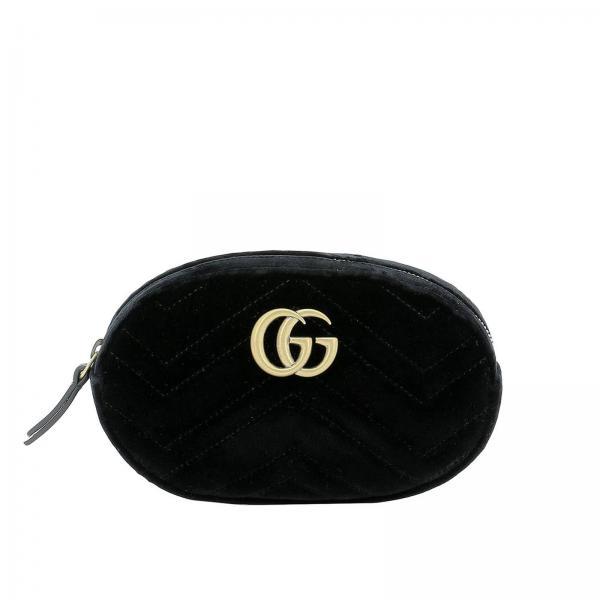 Borsa a spalla Donna Gucci Nero  72b7a6857855