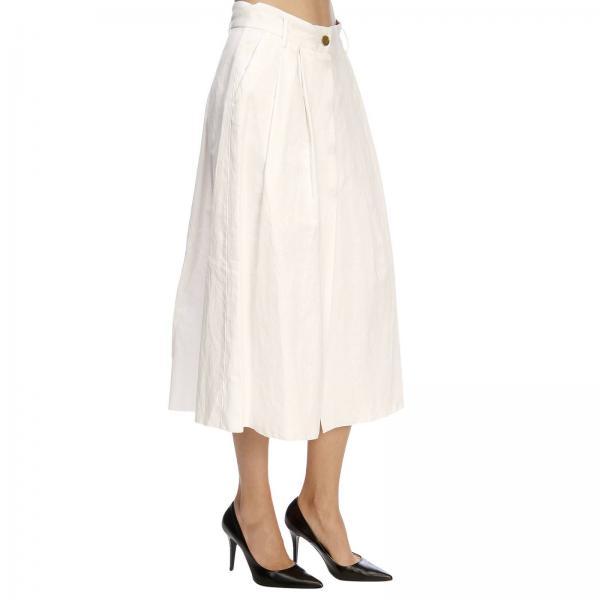Blanco 6026giglio 2019 Primavera Falda Forte Mujer verano fqnEA