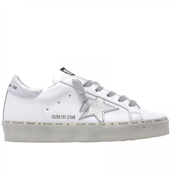 2019 Zapatillas Primavera B8giglio Golden Goose G34ws945 verano Mujer Blanco AO8wAr