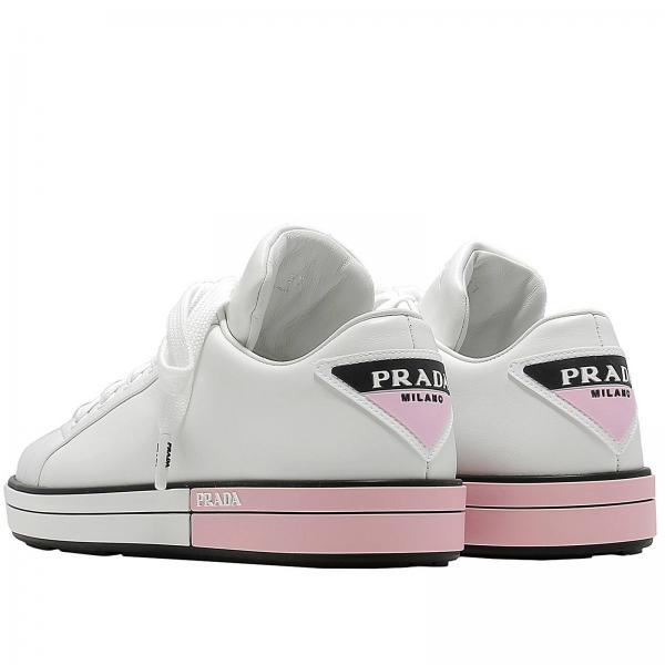 3j8kgiglio Blanco 2019 Mujer Zapatillas verano Prada 1e275l Primavera v4TfUZfW