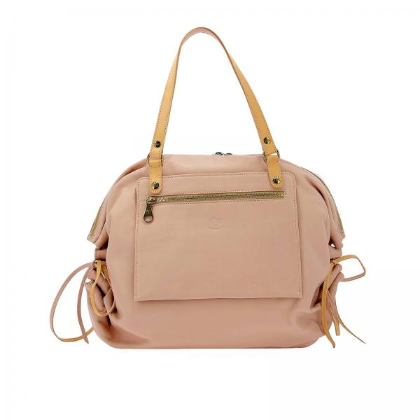 Shoulder bag Il Bisonte A2799.PN