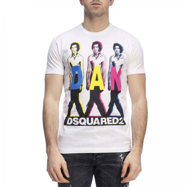 T-shirt Dsquared2 S74GD0498S22427