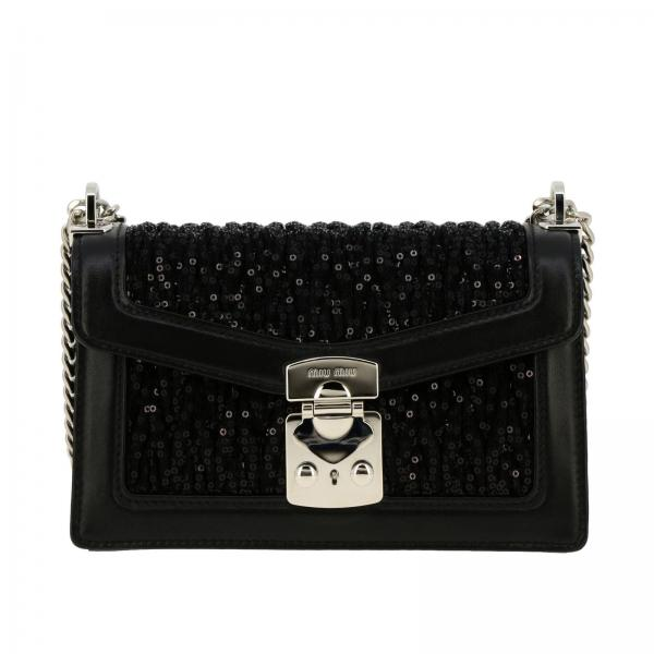 Miu Miu Women s Black Mini Bag  22a2fd79d47c1