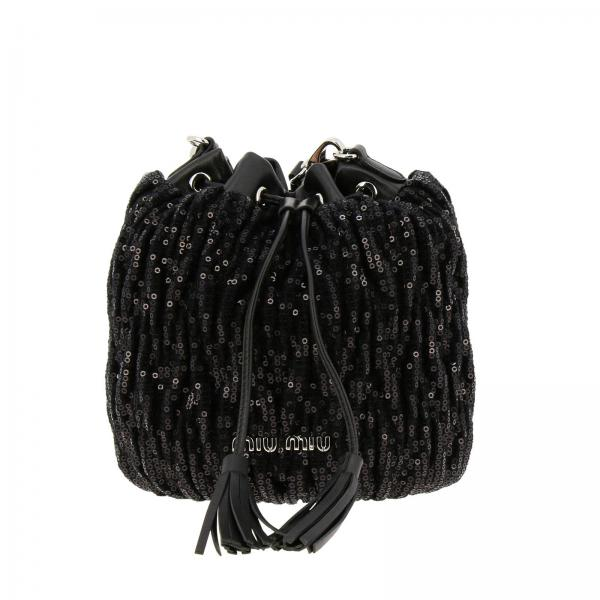 Mini sac à main Miu Miu 5BE014 2B6C