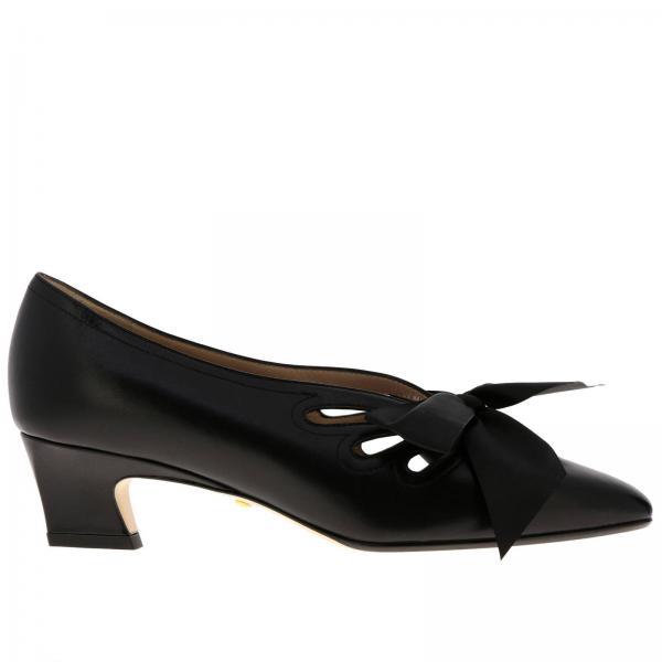 Gucci Women s Black High Heel Shoes  0de22de43