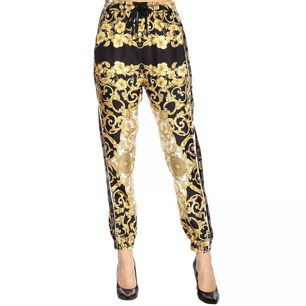 dernières tendances gamme exclusive Prix usine 2019 pantalon femme versace