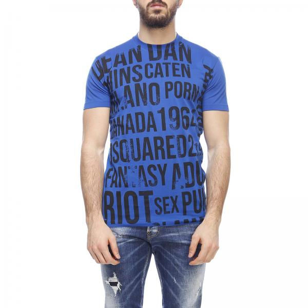 T-shirt Dsquared2 S74GD0497S22427
