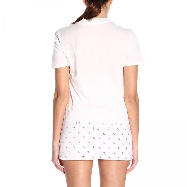 Jeans verano Primavera Camiseta Klein Mujer 2019 Calvin J20j210277giglio nRxqBHCAwa