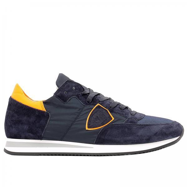 célèbre marque de designer Bons prix une grande variété de modèles Baskets Chaussures Homme Philippe Model