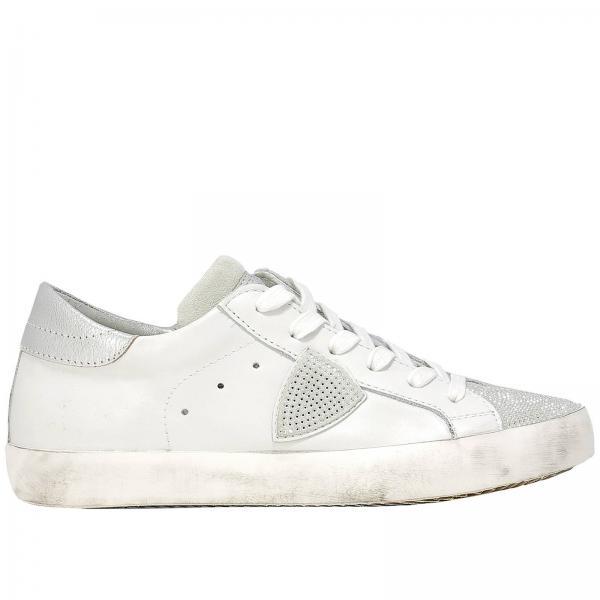 Model Zapatillas verano 2019 Sd10giglio Blanco Philippe Clld Mujer Primavera 7ZqpS
