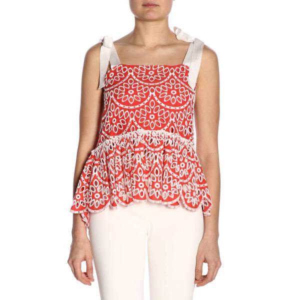 buy online c0578 1b5cc Women's Top Pinko