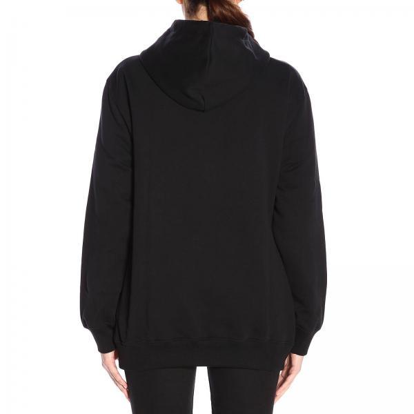 2019 Sudadera Primavera 1779 1027giglio Negro Couture verano Mujer Moschino Unw8UqR6