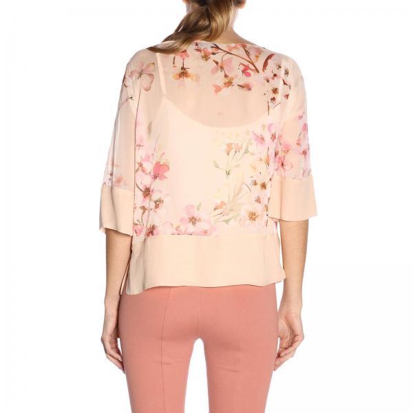 Twin Camisa Mujer Primavera 191pt271cgiglio verano Fantasía 2019 Set fRvqx54HwR