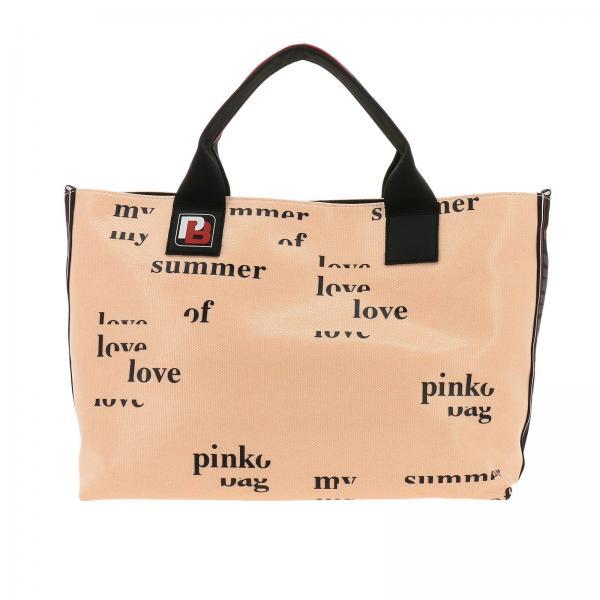 Primavera Pinko 2019 1h20kt Mini y5akgiglio Rosa Mujer verano Bolso gSnqfY