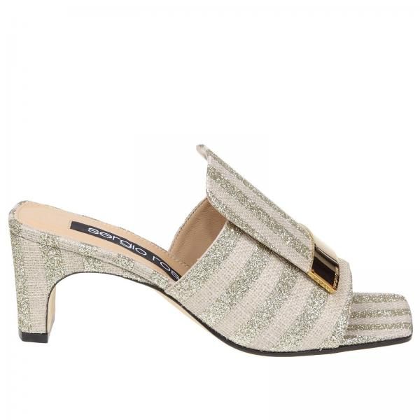 Heeled sandals Sergio Rossi A81700 MTEL18