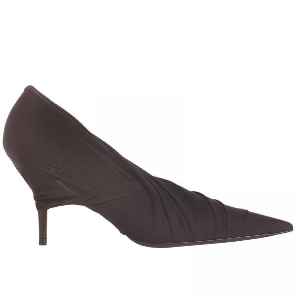 Balenciaga Primavera 549115 verano Negro Mujer 2019 Salón Zapatos W1n80giglio De twTqRPZ