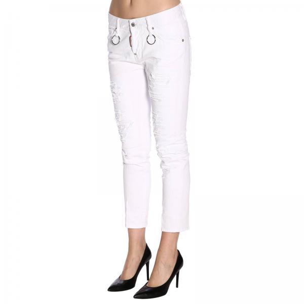 S75lb0139stn833giglio Mujer Dsquared2 Primavera verano 2019 Jeans 6USzn1x6