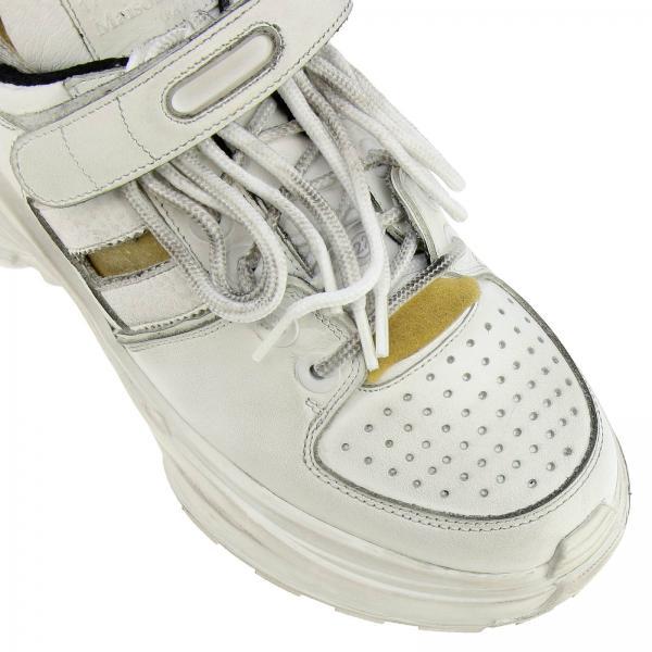 Margiela Mujer 2019 Zapatillas Maison verano S39ws0037p2082giglio Primavera Blanco AqpdEpxf