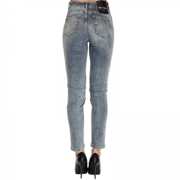 verano Piedra Primavera Twin Jeans 2019 Mujer Set 191mp2481giglio qtCpY