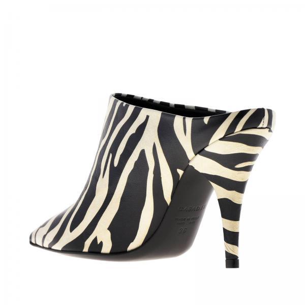 Primavera verano Mujer 2019 1g696m0901mada931giglio Negro Zapatos Casadei Planos c18pzqX