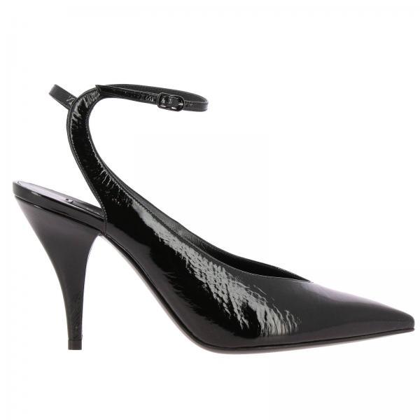 Salón Primavera Negro 1g694m0901rain000giglio Casadei Zapatos Mujer 2019 verano De q4Cv6f