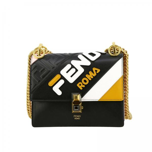 a3d33b665d Fendi Women s Black Mini Bag