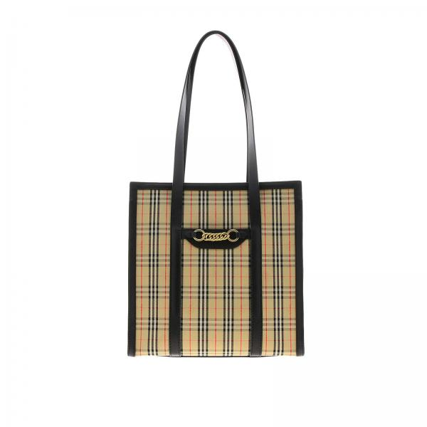 Shoulder bag Burberry 8006437