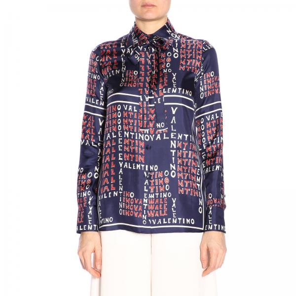 top fashion shopping rational construction Women's Shirt Valentino