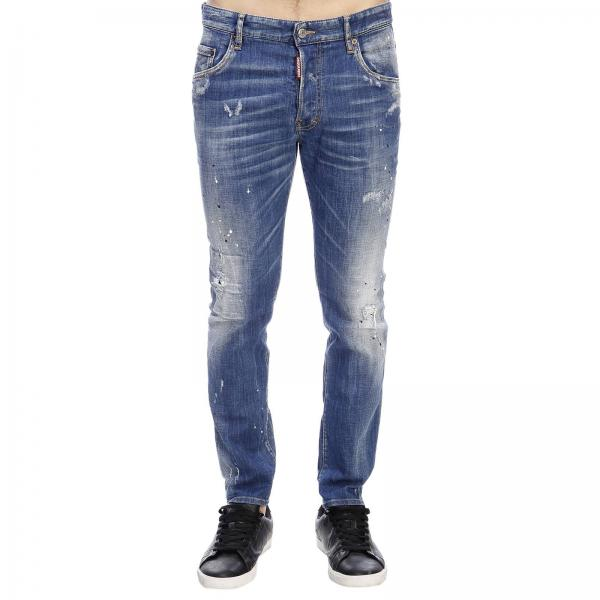 Pantalon Dsquared2 S71LB0593S30342