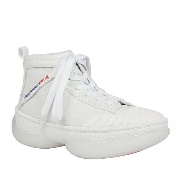Wang Zapatillas 3049n0039mgiglio Blanco Alexander Primavera 2019 verano Mujer r6qEFwr