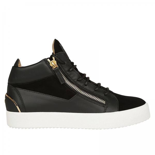 27d6f5b15cf Zapatillas Hombre Giuseppe Zanotti Design Negro