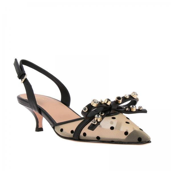 De Mujer Primavera verano Rrcgiglio Rq2s0b88 Red Salón 2019 Zapatos v Valentino FEAdEx