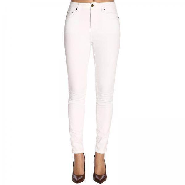 Michael Michael Kors Women s White Jeans  a91e829ac