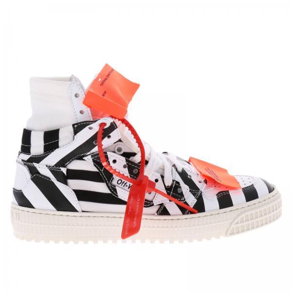 Zapatillas verano Blanco 2019 Off White 4016giglio Owia112r1978 Mujer Primavera w6wOqSRHr