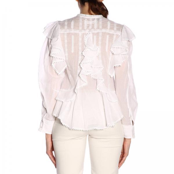 2019 Etoile Marant Primavera Mujer Camisa verano 19pht133319p023egiglio Isabel g0SnO