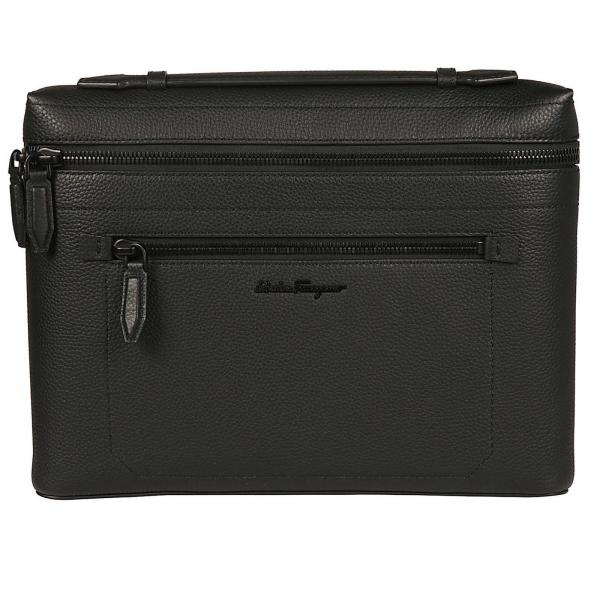 e6ee267abb79 Salvatore Ferragamo Men s Black Bags
