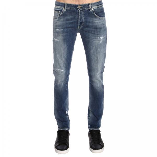 Jeans verano 2019 Ds0229ugiglio Piedra Dondup Primavera Up168 Hombre UZqUOr