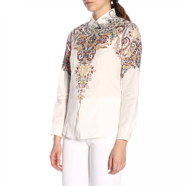 Fantasía verano Mujer Camisa 2019 14967 Etro 9682giglio Primavera qSwFnaT