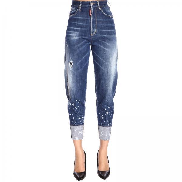 S72lb0187s30342giglio verano Mujer 2019 Primavera Blue Dsquared2 Jeans tq8xaw4t