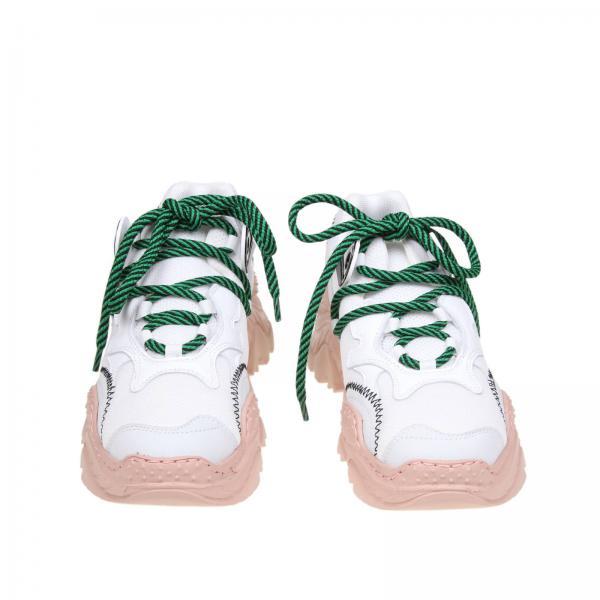 Primavera verano N° 4021giglio Mujer Zapatillas 00460040 2019 21 Blanco OaARnwqB