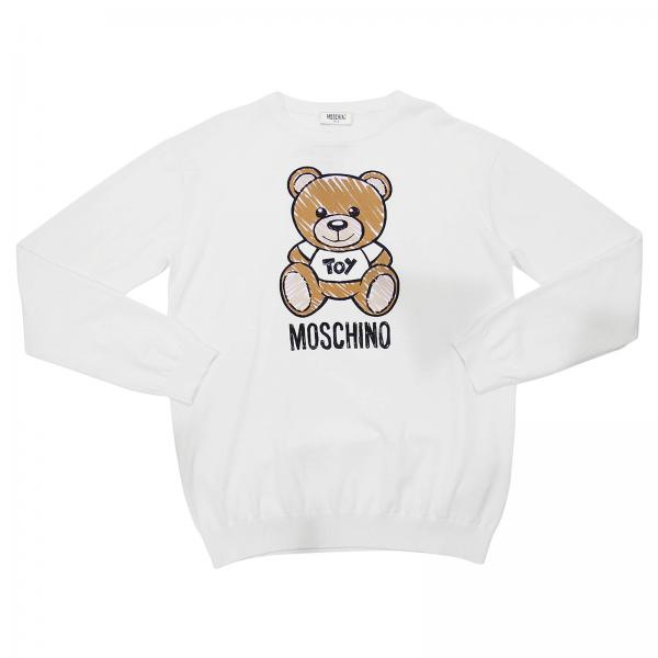 Sweater Moschino Kid HVW00A LHE03